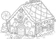 Small Picture School House Coloring Page Coloring Page for Kids
