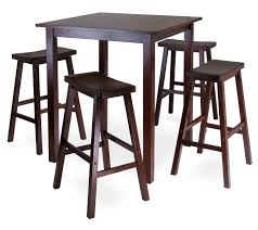 Tall Kitchen Table - Tall dining room table chairs