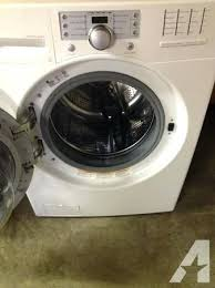 kenmore front load washer. Kenmore Front Loading Washer He Load Model G
