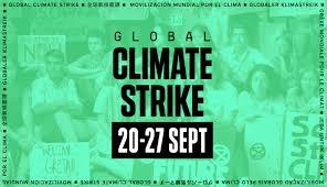 Global Climate Strike → Sep. 20–27