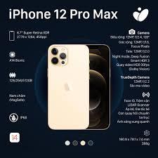 Apple iPhone 12 Pro Max 512GB Graphite Order Hàng Mỹ - BH 2 Năm – Hitek  Store- Iphone/ Ipad Chính Hãng Apple