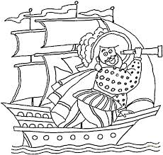 Cruise Ship Coloring Page At Getdrawingscom Free For Personal Use