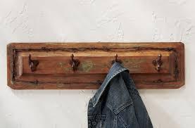 old door panel coat rack