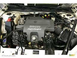 2002 Buick Regal GS 3.8 Liter Supercharged OHV 12V V6 Engine Photo ...