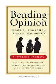 library bending opinion essays on persuasion in the  cover