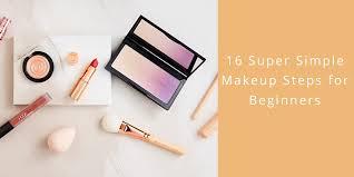 super simple makeup steps beginners jpg