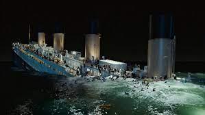 Die Titanic sinkt in die dritte Dimension