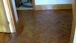 clean and polish wood floor