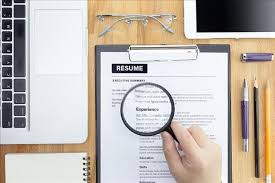 Applicant Resumes Reviewing Candidate Resumes Hiring Advice Ihire