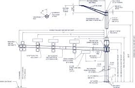Traffic Sign Foundation Design National Pole And Structure