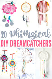 Diy Dream Catchers For Kids 100 Whimsical DIY Dreamcatchers Frugal Mom Eh 47