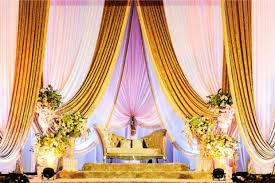 10 stunning stage decor ideas for indian weddings this season Wedding Background Stage Designs Wedding Background Stage Designs #18 wedding stage background ideas