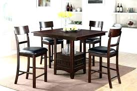 how high is a dining table tall ikea round set view larger di