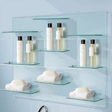 Floating Glass Shelves For Bathroom floating glass shelves for bathroom … … Pinteres… 1