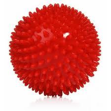 Купить <b>Мяч</b> массажный малый <b>Ортосила</b> L 0109 красный, диам. 9 ...