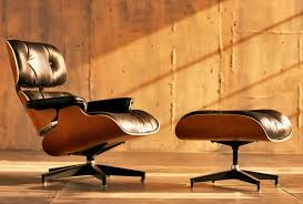 Amazing Eames Lounge Chair And Ottoman Charles And Ray Eames Throughout Eames  Lounge And Ottoman ...