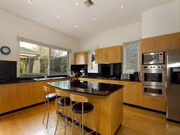 U Shaped Kitchen Layout U Shaped Kitchen Design Layout With Island Stainless Steel