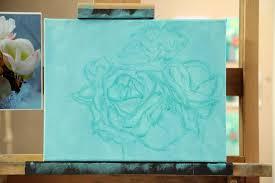 um canvas