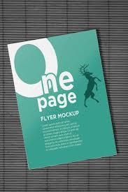 one page flyer template one page flyer template kays makehauk co