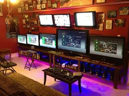 A House Built for Gamers