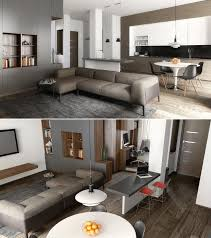 New Home Interiors Concept
