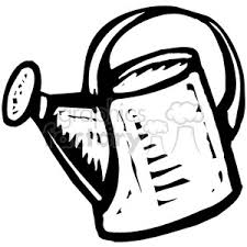 toaster clipart black and white. royalty-free black and white watering can 384935 vector clip art image - eps, svg, ai, pdf illustration | graphicsfactory.com toaster clipart n