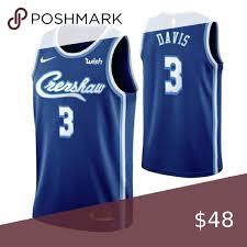 Los angeles lakers, los angeles, ca. Los Angeles Lakers Anthony Davis Blue Jersey In 2020 Anthony Davis Los Angeles Lakers Nba Shirts