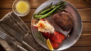 Lobster Tail & NY Strip Steak ...