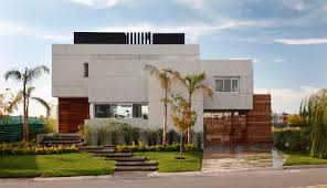 Home Design Minimalist Modern minimalist house design cubic-like form  composition style - home