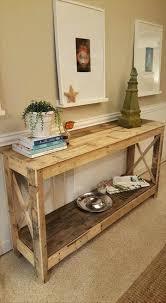 skid furniture. Patio Ideas: How To Make Skid Furniture Deck Pallet Hallway Console 125