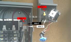 issue with a definite purpose contactor and photo cell 3-wire photocell diagram at Wiring A Photocell Light Switch
