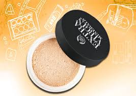 tbs extra virgin minerals loose powder foundation