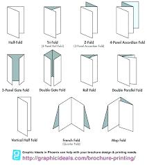 Quad Fold Brochure Template Word 4 Fold Brochure Template Word For Resume Bank Templates 4