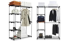 free standing clothes rack. Free Standing Clothes Rack G