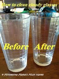how to clean foggy glass clean foggy crystal glasses how to clean foggy