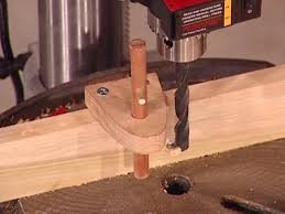 how to make a multiple hole jig