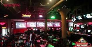The Ultimate Bar and Grill in Atlanta, GA .