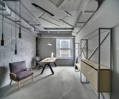 loft style office. Wonderful Loft Office In Loft Style U2014 Stock Photo For Loft Style E