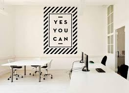 Amazoncom Office Wall Vinyl Art Decor Teamwork Decals