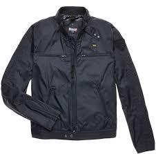 blauer usa nylon biker jacket men textile jackets fashion blue blauer milano popular
