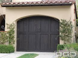 tuscan renaissance 11 custom architectural garage door
