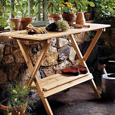 Potting Table Potting Bench At Jackson Perkins