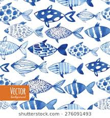 Fish Pattern Gorgeous Fish Pattern Images Stock Photos Vectors Shutterstock