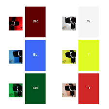 Filter <b>Paper</b> Photo Gels Color Stage Lighting Redhead Red Head ...