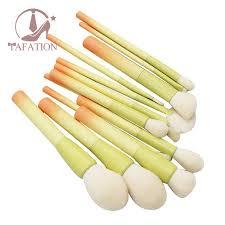 <b>14Pcs Pro Gradient Color</b> Makeup Brushes Set Soft Cosmetic ...