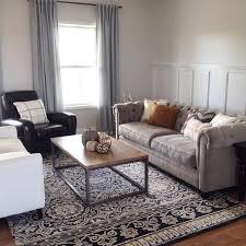 rugs living room threshold belfast indigo rug 7x10