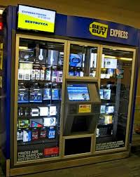Buy Vending Machines Mesmerizing Best Buy Extends Airport Kiosks In Canada Travel Retail Business