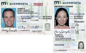New Driver's Designs Licenses For
