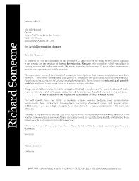Resume Cv Cover Letter Sample Cover Letter For Real Estate Job