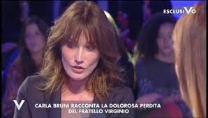 Virginio Bruni Tedeschi ? In his passing... - CARLA BRUNI m'a dit